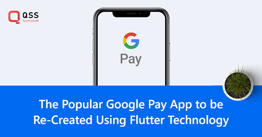 google pay to be created with flutter