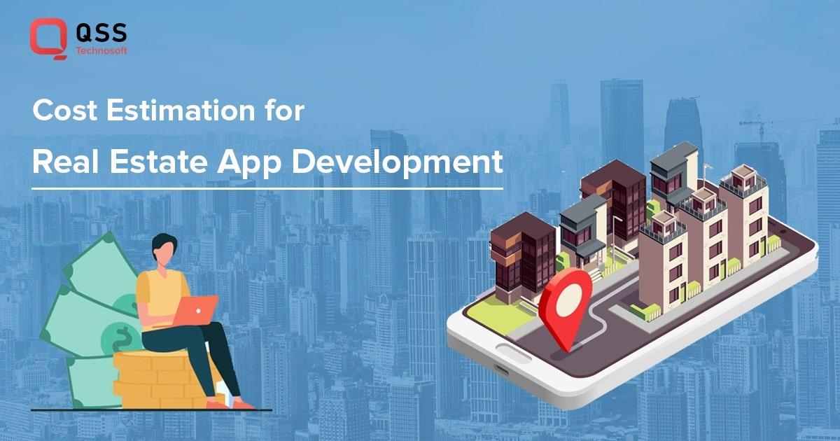 real estate app development cost
