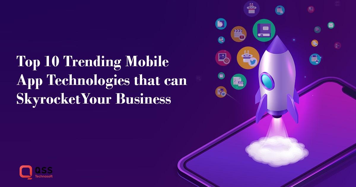 mobile app technologies