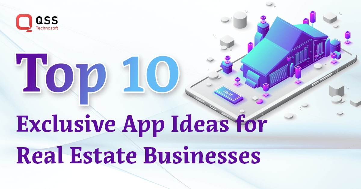 real estate application ideas