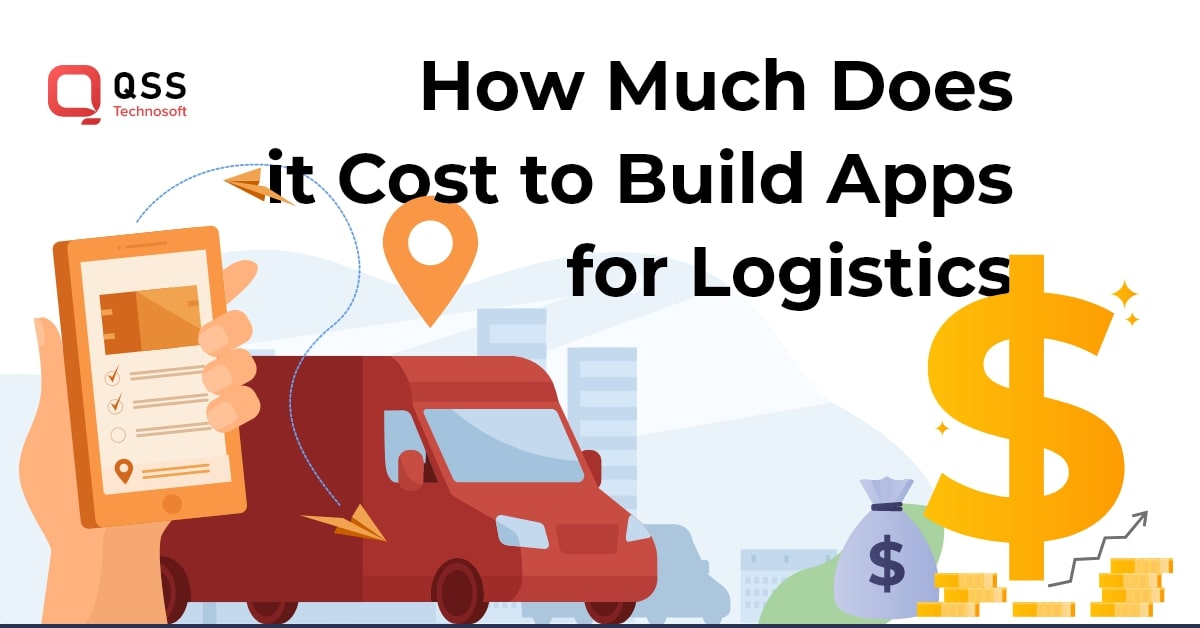 how much does it cost logistics app development
