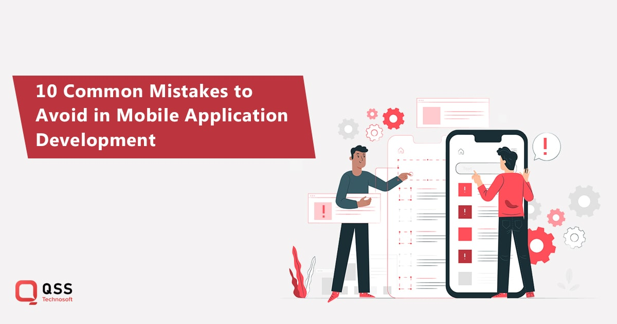 Mistakes to avoid when develop a mobile app