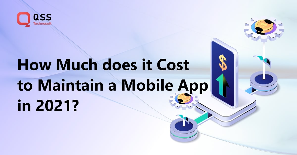 mobile app maintenance cost