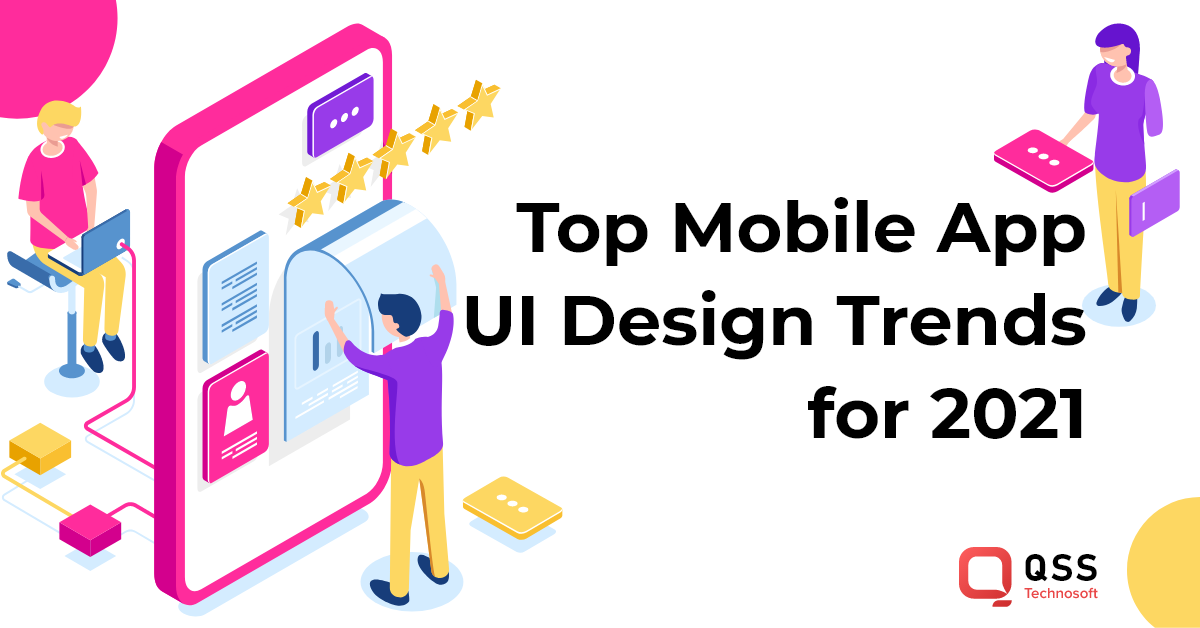 mobile app ui trends