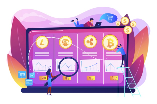 crypto exchange platform app